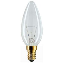 Philips Kaarslamp Gloeilamp 40 Watt Helder E14 (10 stuks)