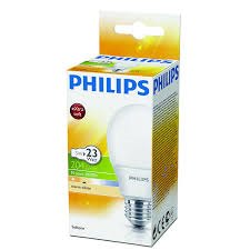 Philips spaarlamp grote maat