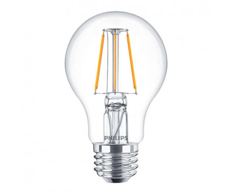 Philips Classic LED filament 4W grote fitting Heldere warme sfeer