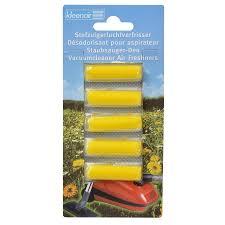 Kleenair Luchtverfrisser Lemon voor Stofzuiger