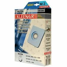 KleenAir HPF NILFISK 2 Stofzuigerzakken