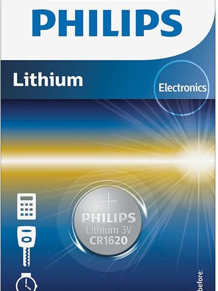 Philips CR1620/00B Minicel Lithium