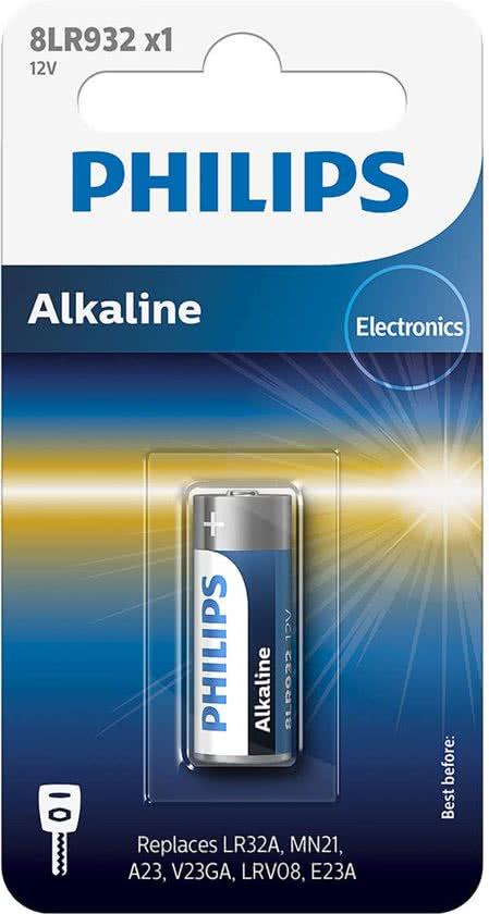 Philips LR8 Minicells Alkaline Batterij