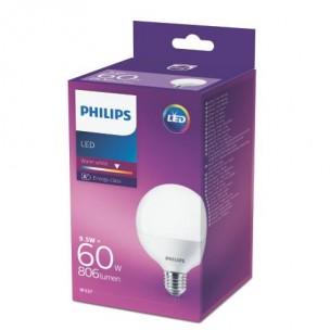 Type lamp Led lamp Merk Philips Ean code 8718696580639 Manufacturer Filteropties productserie Lichtbundel in graden Verbruik in Watt 9,5W Lichtopbrengst in lumen 806 lumen Volt 230 Volt Kleurtemperatuur in Kelvin 2700K Dimbaar Inbouwdiepte Afmeting inbouwopening Fitting / lampvoet E27