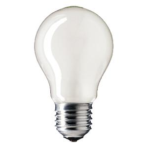 Wattage 100W Lichtkleur 2700K Ra waarde (CRI) 100 Levensduur 2.000 uur Dimbaar Dimbaar Lampvoet E27 Lampvorm Peer Energielabel E EOC code 9037900 EAN Code 8711500090379